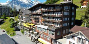 Hotel Review: Hotel Eiger, Mürren, Switzerland