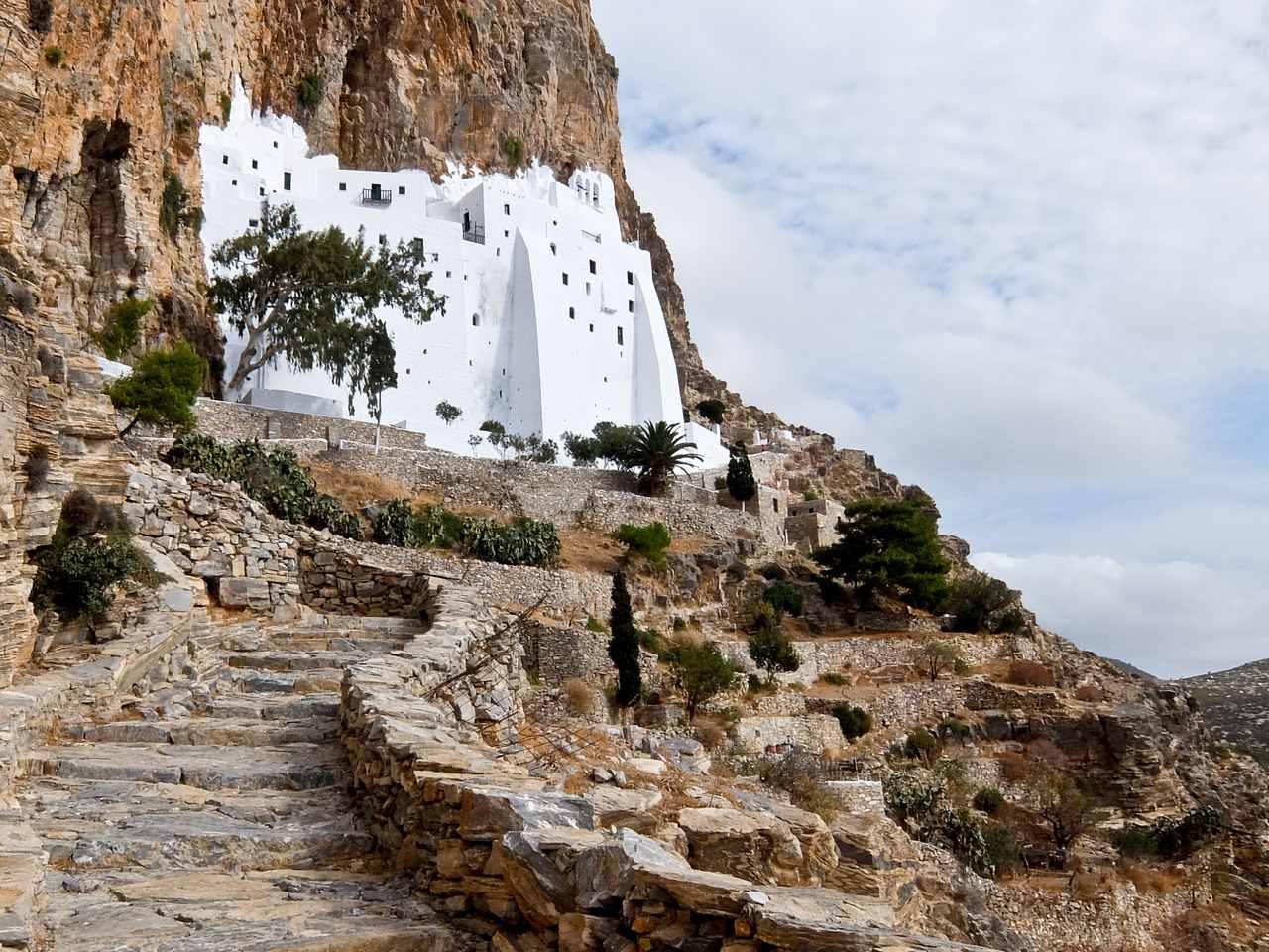 Greek Island Hopping – the Cyclades