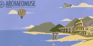 Receive 10% off your next classically inspired ArchaeoMuse adventure