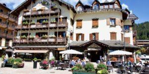 Hotel Lorenzetti, Madonna di Campiglio, Trentino, Italy