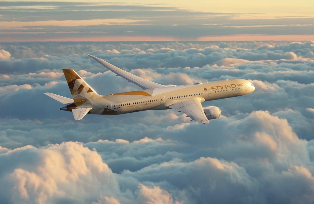 Etihad Airways announces historic new route to Israel