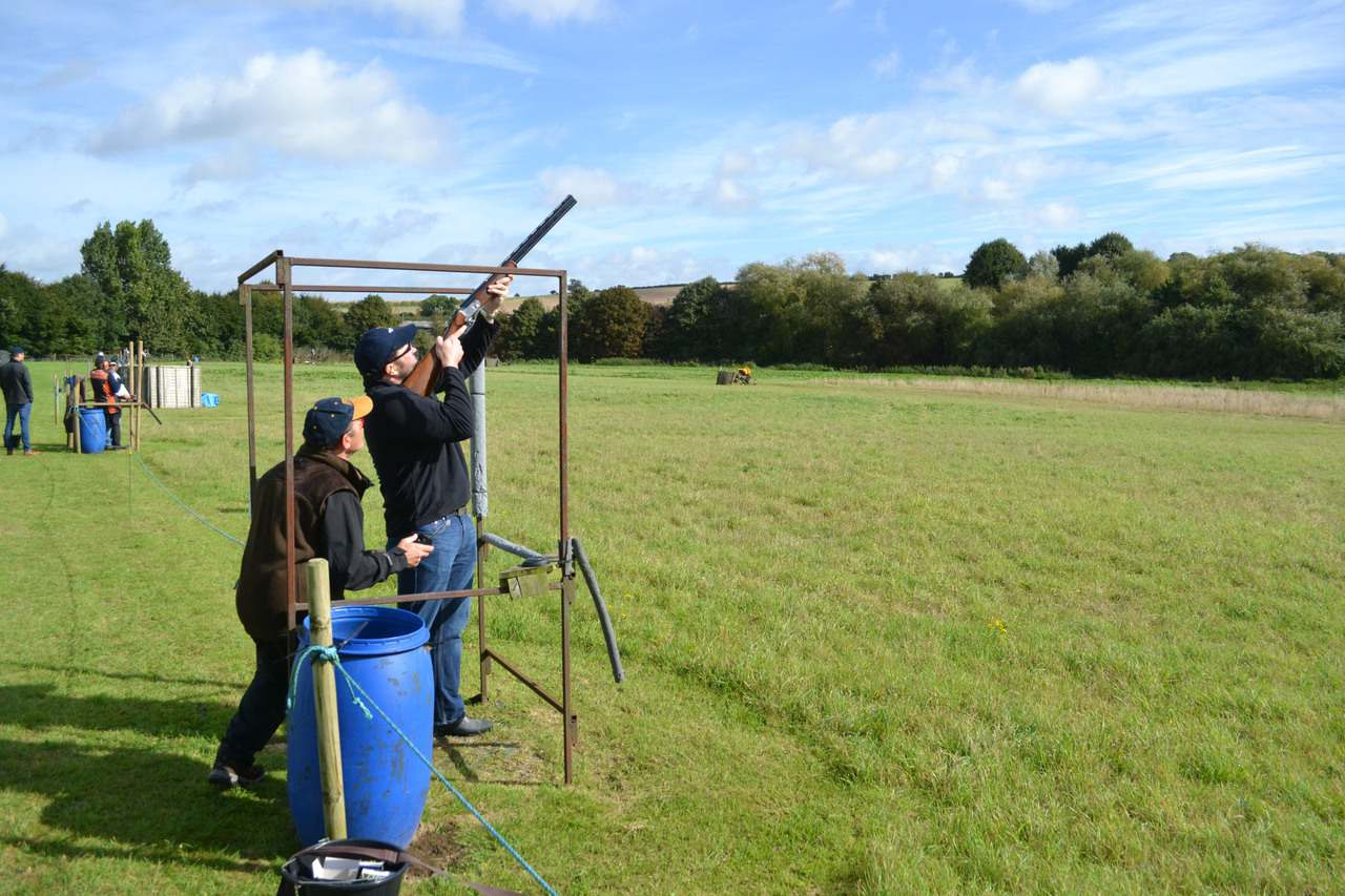 Learn to clay pigeon shoot in Dorset with DBW Clay Company
