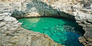 Top 5 natural wonders of the Greek Islands