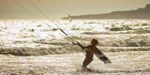 Windsurfing & Kitesurfing in Tarifa, Spain
