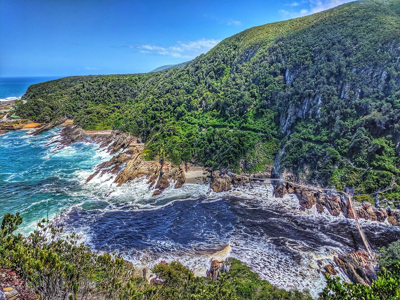 You are currently viewing Tsitsikamma National Park Hiking Trails
