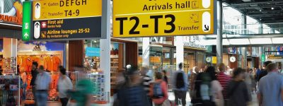Heathrow opens a dedicated terminal for passengers flying in from red list countries.