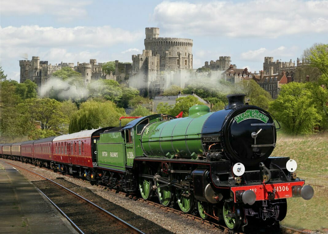 Evaluate: The Royal Windsor Steam Express Breakfast
