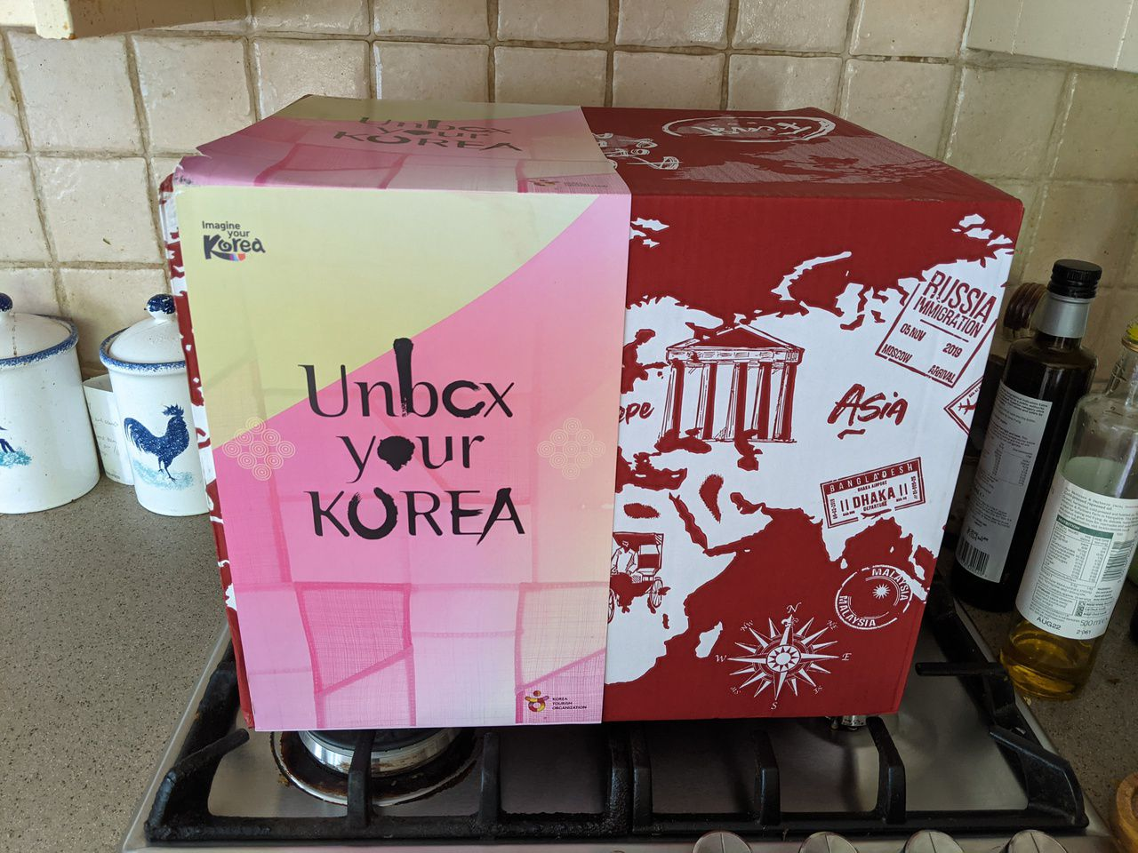 You are currently viewing Korea Tourism Organization launches vegan K-Box campaign