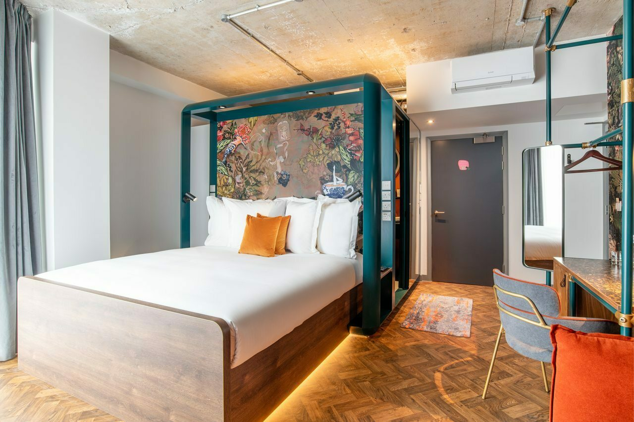 Hotel Review: Qbic Hotel, Manchester