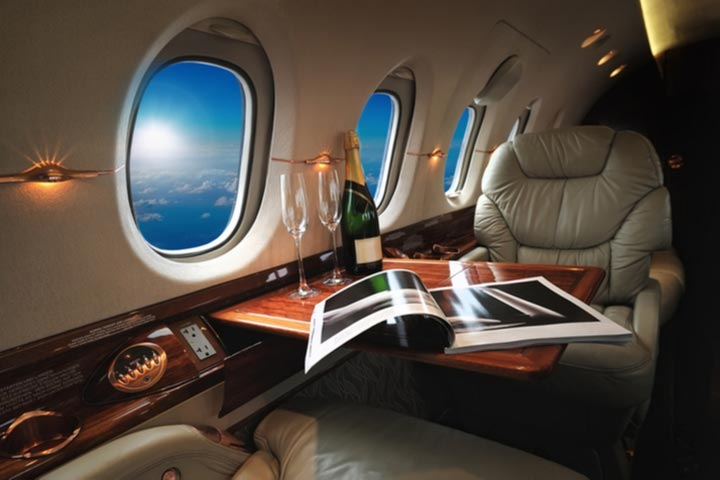 Why is luxury travel booming?