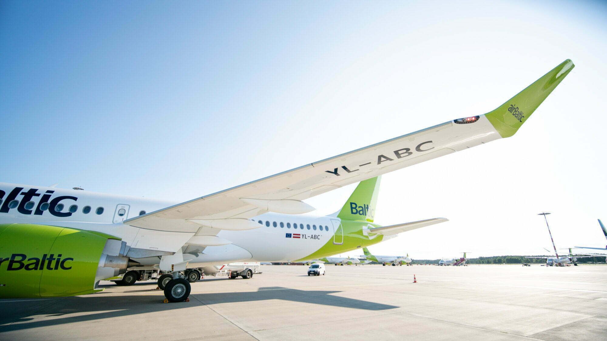 airBaltic receives 29th Airbus