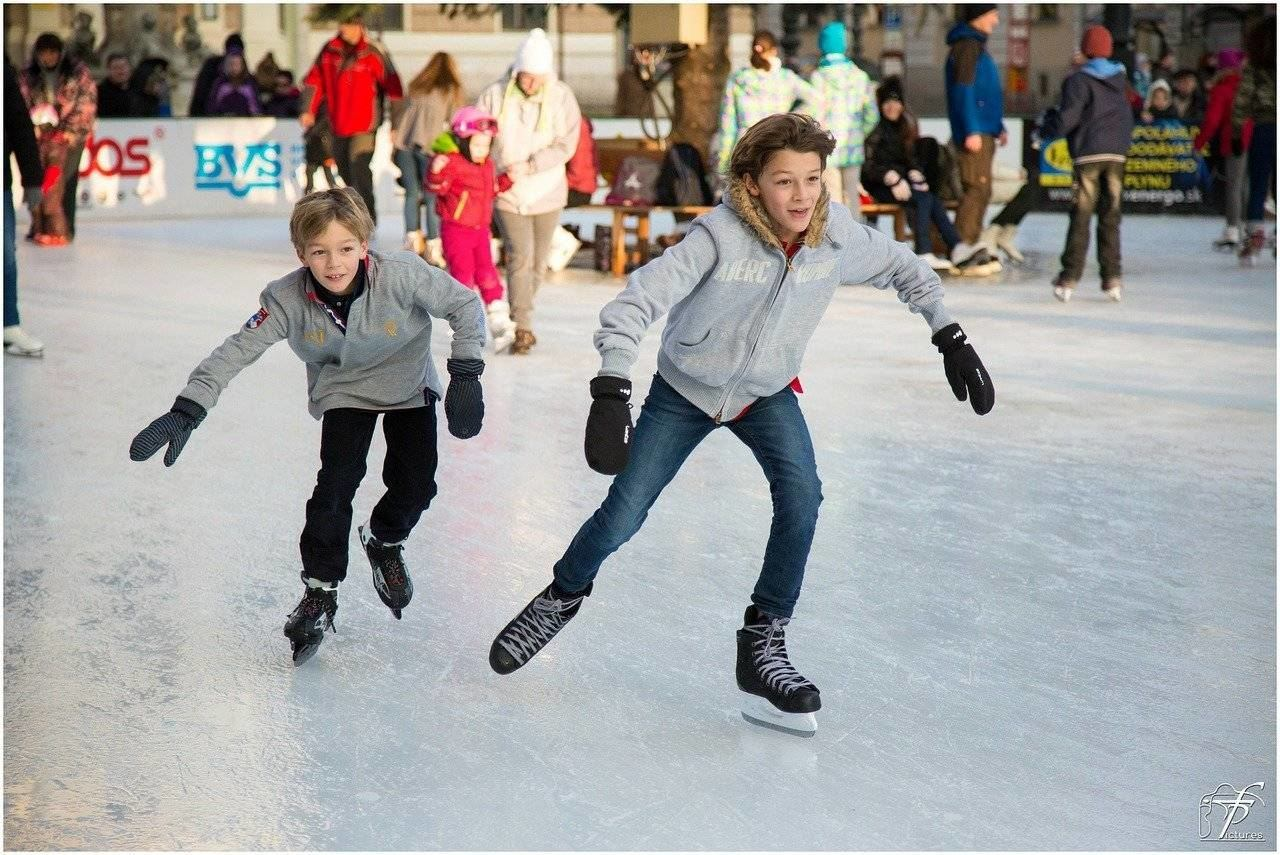 Ice Skating in England: our selection of 5 glorious ice rinks