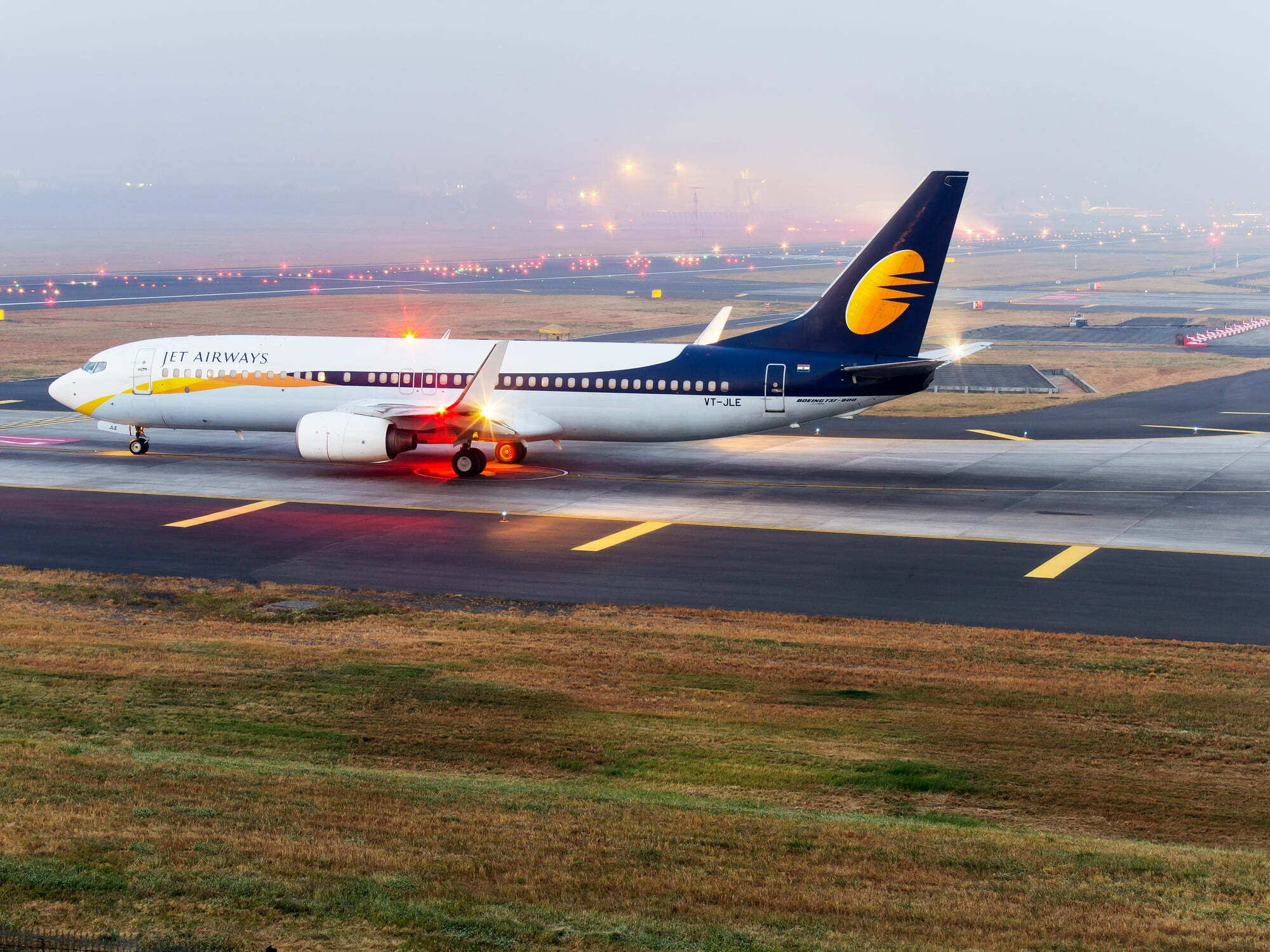 Grounded, no more! Jet Airways is back, to resume operations in early 2022